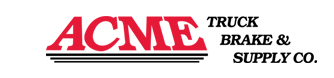 EasyClocking's proud customer logo's ACME Truck, Brake & Supply Co.