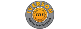 EasyClocking proud client Iverson Dental Labs logo