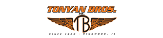 EasyClocking proud customer Tonyan Bros. logo