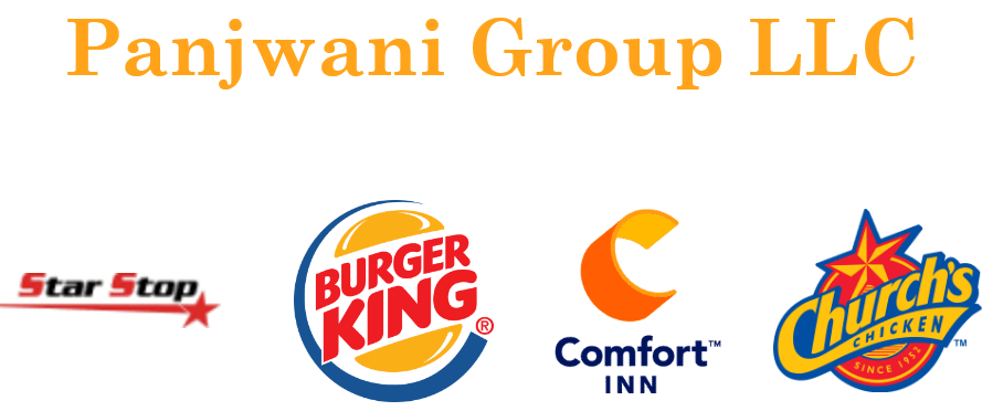 EasyClocking proud customer Panjwani logo
