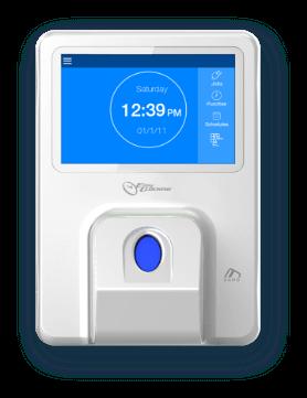 Easy Clocking Fingerprint Clock Xenio 700