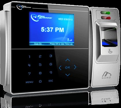 EasyClocking EC500 Advanced Fingerprint Time Clock